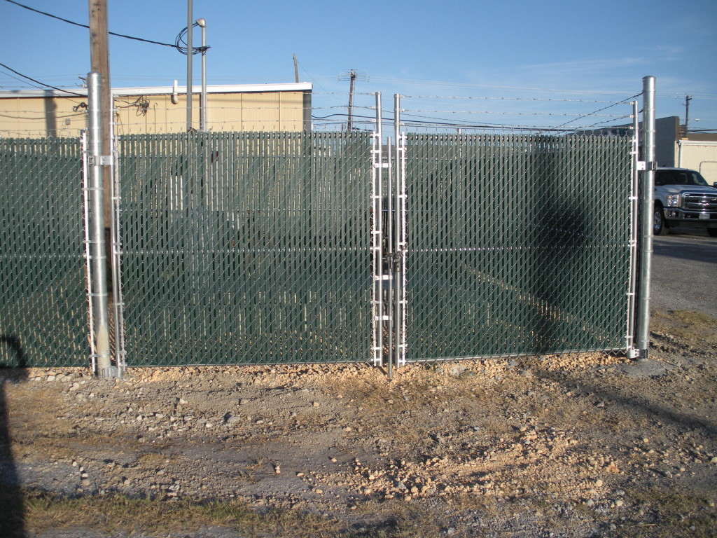 Commercial Chain Link S Amp J Fence Co