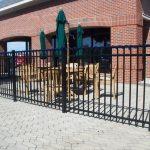 3 ft. Industrial Grade Aluminum Fence