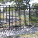 6 ft. Commercial Grade Aluminum Fence