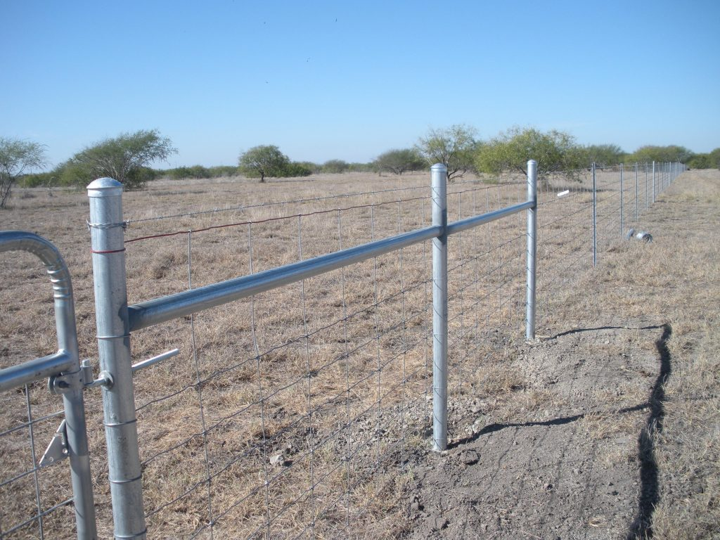 Farm ranch field s j fence co