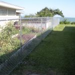 5 ft. Residential Grade Chain Link Fence