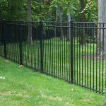 6 ft. Residential Grade Aluminum Fence