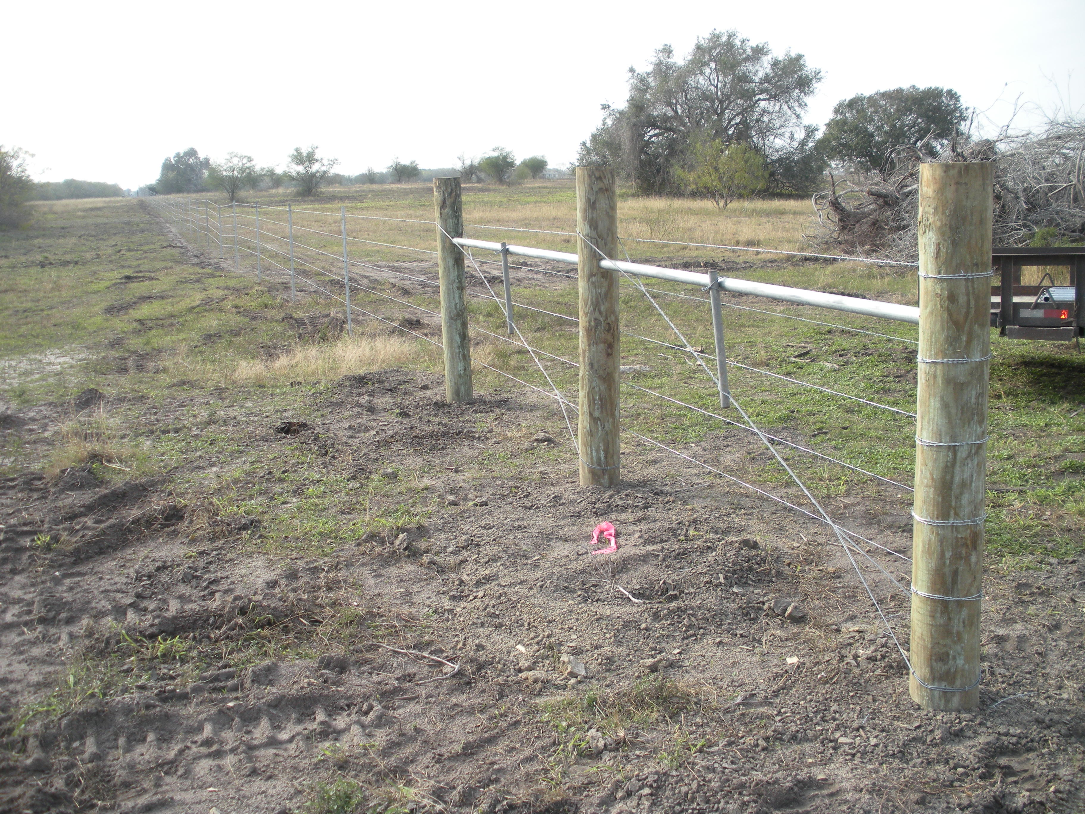 "Have a Ranch Fence Project? Need a ""Rustic"" Style Fence for Your ..."