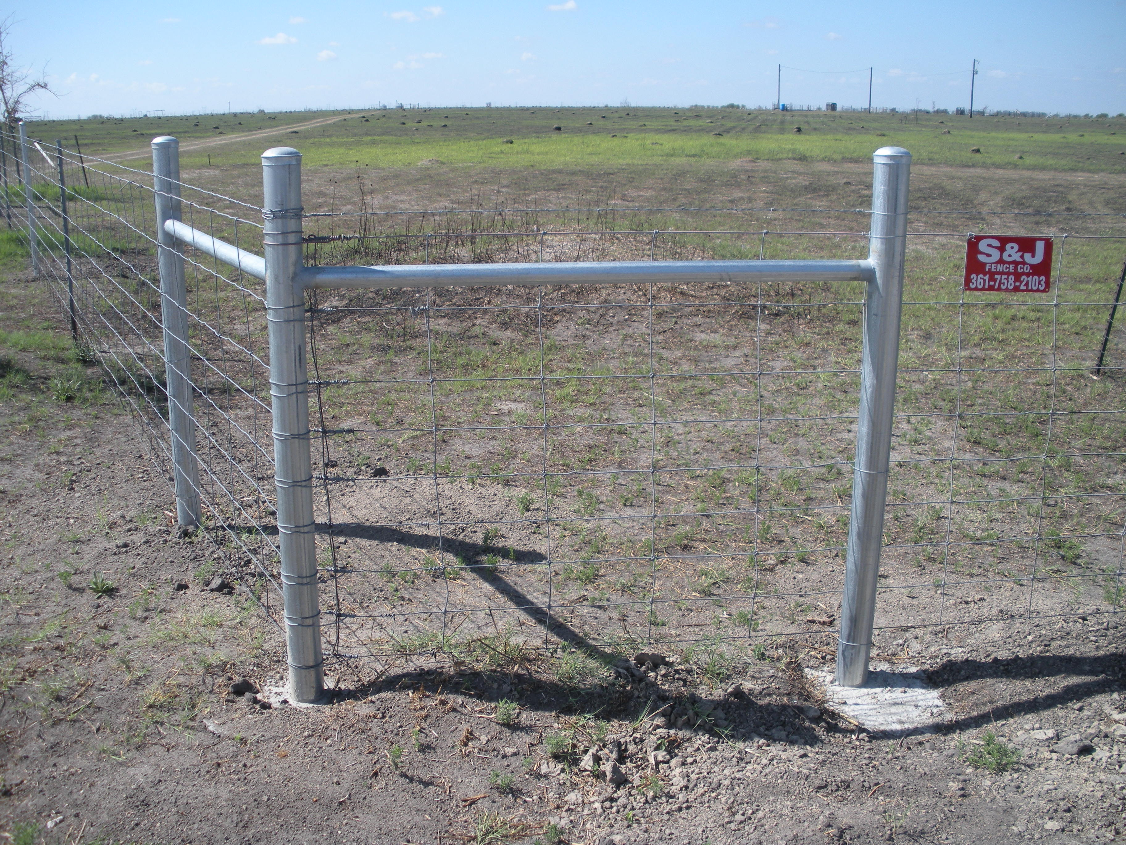 Project Gallery – Farm & Ranch | S&J Fence Co